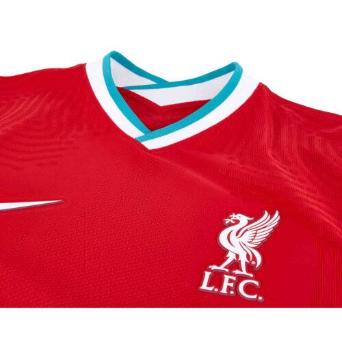 2020/21 Nike Liverpool Home Match Jersey