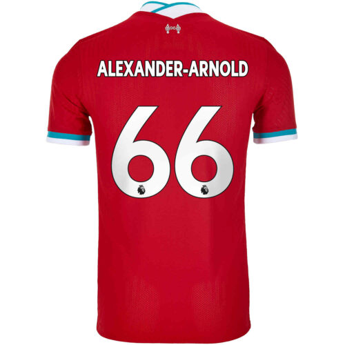 2020/21 Nike Trent Alexander-Arnold Liverpool Home Match Jersey