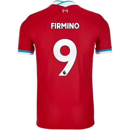 2020/21 Nike Roberto Firmino Liverpool Home Match Jersey