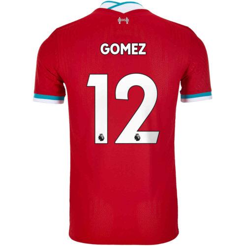2020/21 Nike Joe Gomez Liverpool Home Match Jersey