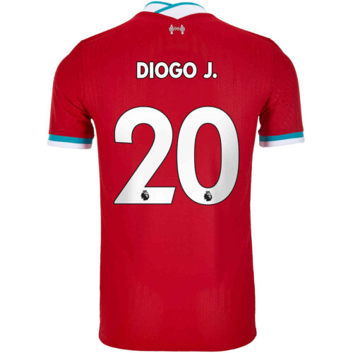 2020/21 Nike Diogo Jota Liverpool Home Match Jersey