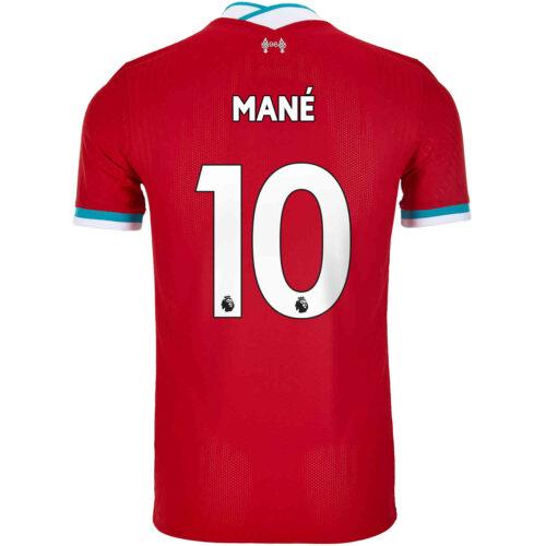 2020/21 Nike Sadio Mane Liverpool Home Match Jersey