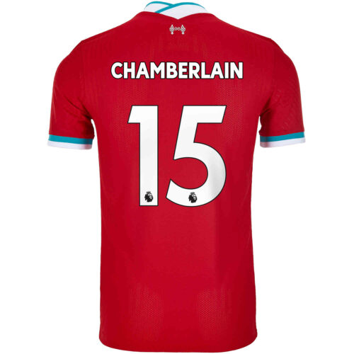 2020/21 Nike Alex Oxlade-Chamberlain Liverpool Home Match Jersey