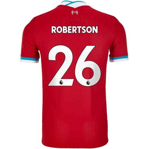 2020/21 Nike Andrew Robertson Liverpool Home Match Jersey