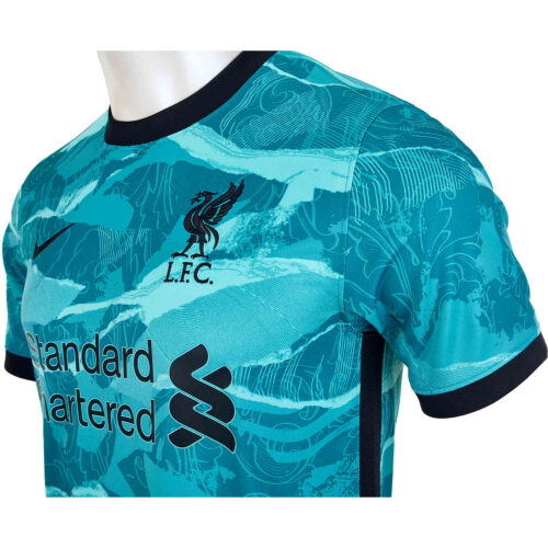 2020/21 Nike Liverpool Away Jersey