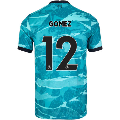 2020/21 Nike Joe Gomez Liverpool Away Jersey