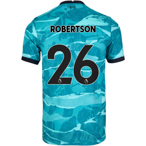 2020/21 Nike Andrew Robertson Liverpool Away Jersey