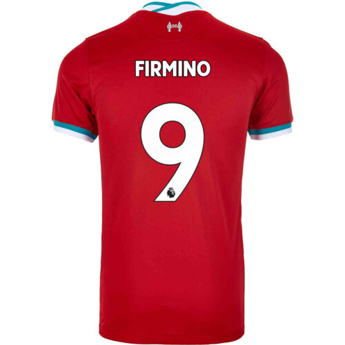 2020/21 Nike Roberto Firmino Liverpool Home Jersey