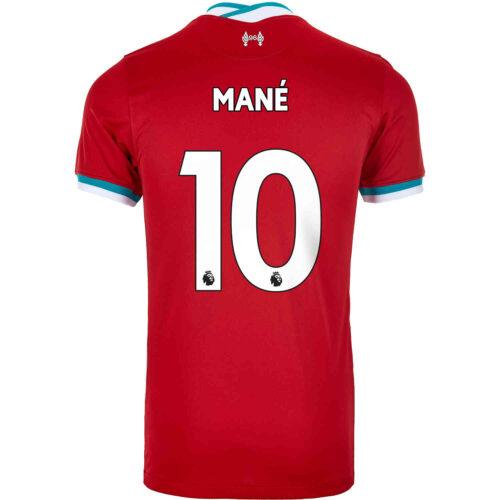 2020/21 Nike Sadio Mane Liverpool Home Jersey