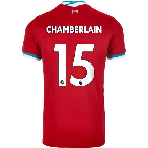 2020/21 Nike Alex Oxlade-Chamberlain Liverpool Home Jersey