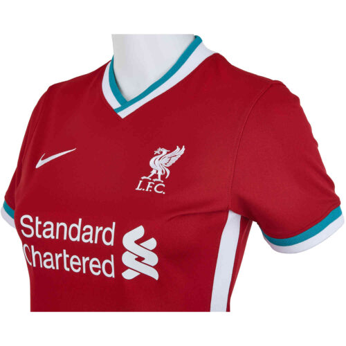 2020/21 Womens Nike Liverpool Home Jersey