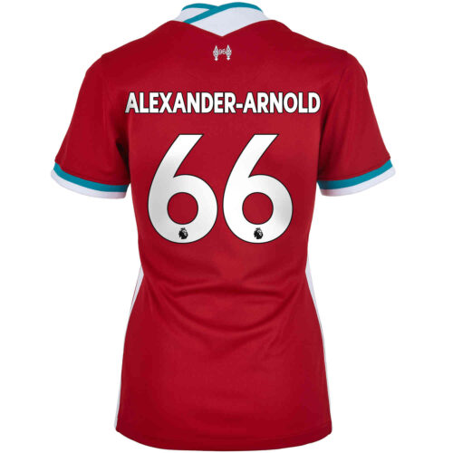 2020/21 Womens Nike Trent Alexander-Arnold Liverpool Home Jersey