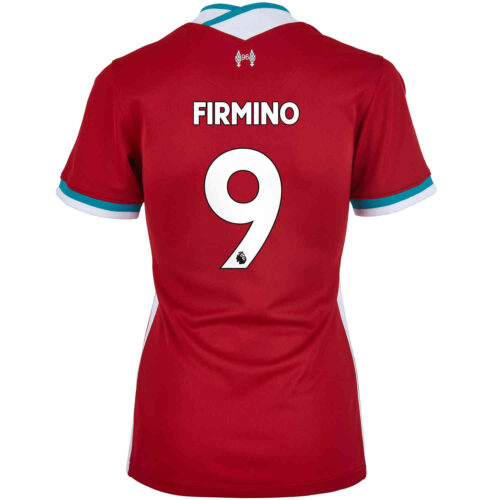 2020/21 Womens Nike Roberto Firmino Liverpool Home Jersey