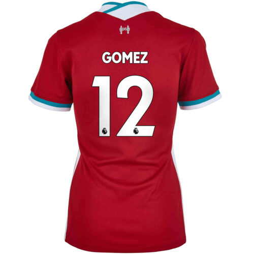 2020/21 Womens Nike Joe Gomez Liverpool Home Jersey