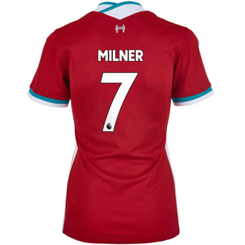 2020/21 Womens Nike James Milner Liverpool Home Jersey