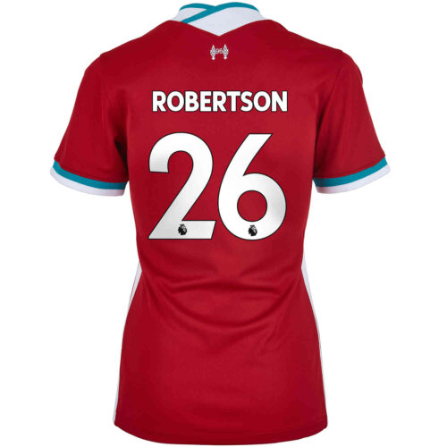 2020/21 Womens Nike Andrew Robertson Liverpool Home Jersey