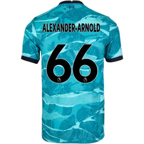 2020/21 Kids Nike Trent Alexander-Arnold Liverpool Away Jersey
