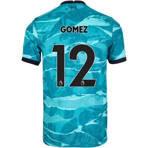 2020/21 Kids Nike Joe Gomez Liverpool Away Jersey