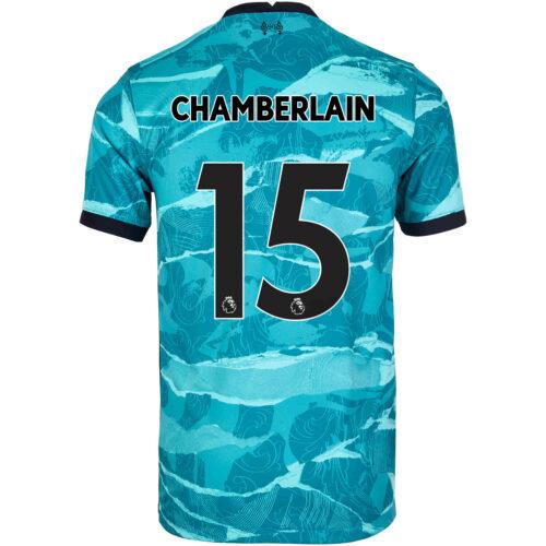 2020/21 Kids Nike Alex Oxlade-Chamberlain Liverpool Away Jersey