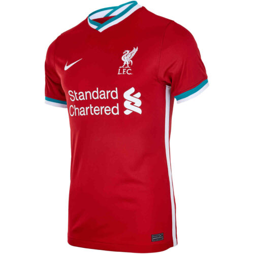 2020/21 Kids Nike Liverpool Home Jersey