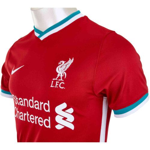 2020/21 Kids Nike Liverpool Home Jersey