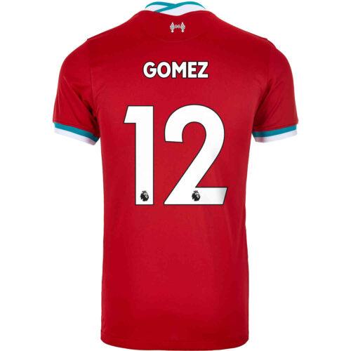 2020/21 Kids Nike Joe Gomez Liverpool Home Jersey