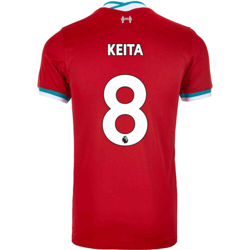 2020/21 Kids Nike Naby Keita Liverpool Home Jersey