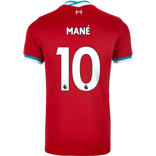 2020/21 Kids Nike Sadio Mane Liverpool Home Jersey