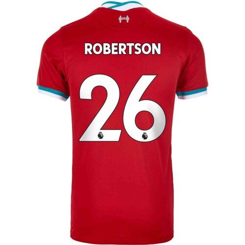 2020/21 Kids Nike Andrew Robertson Liverpool Home Jersey