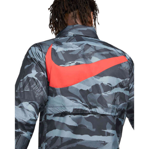 Nike Liverpool AWF LTE Jacket – Anthracite/Black/University Red