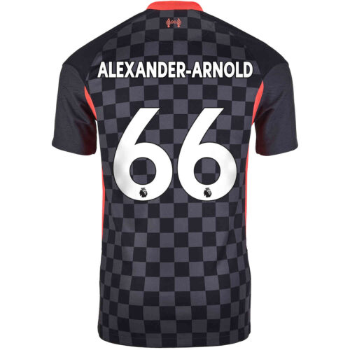 2020/21 Nike Trent Alexander-Arnold Liverpool 3rd Jersey