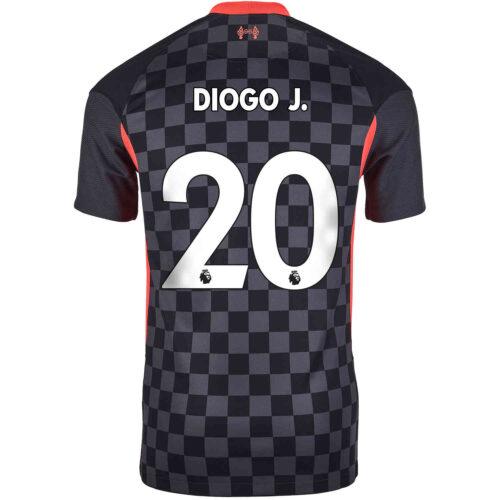 2020/21 Nike Diogo Jota Liverpool 3rd Jersey