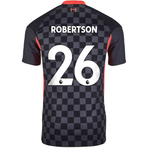 2020/21 Nike Andrew Robertson Liverpool 3rd Jersey