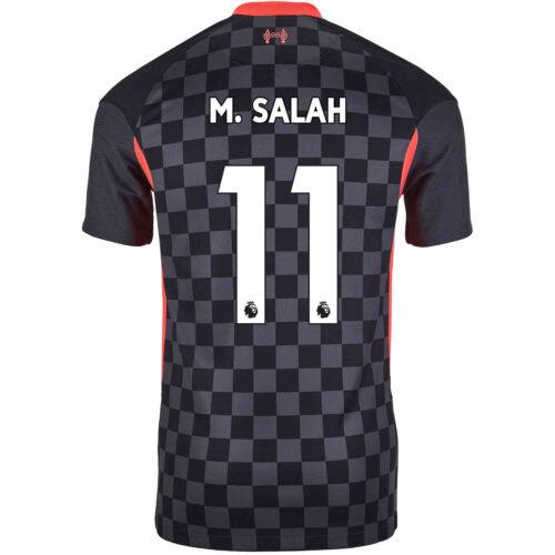 2020/21 Nike Mohamed Salah Liverpool 3rd Jersey