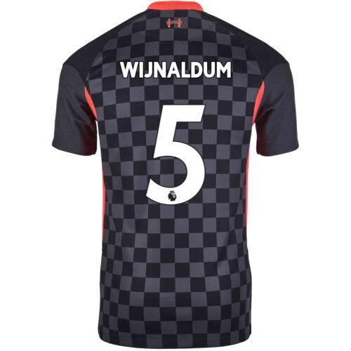 2020/21 Nike Georginio Wijnaldum Liverpool 3rd Jersey