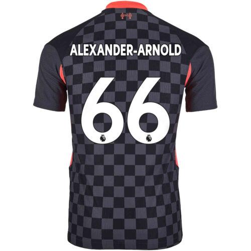 2020/21 Nike Trent Alexander-Arnold Liverpool 3rd Match Jersey