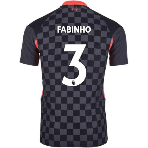 2020/21 Nike Fabinho Liverpool 3rd Match Jersey