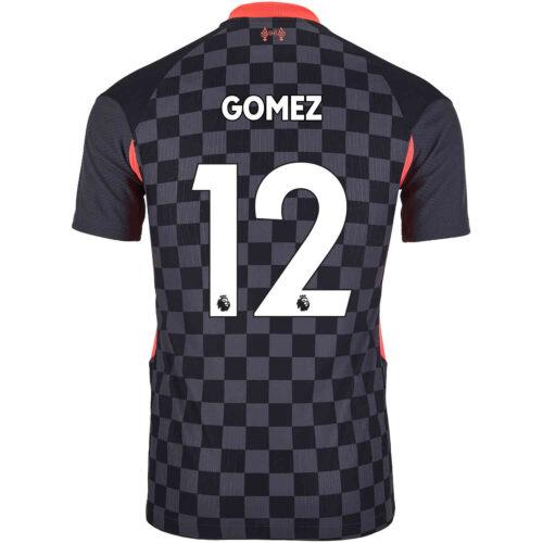 2020/21 Nike Joe Gomez Liverpool 3rd Match Jersey