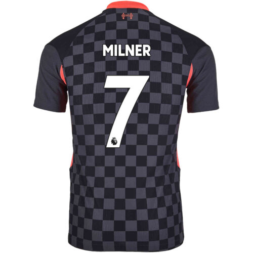 2020/21 Nike James Milner Liverpool 3rd Match Jersey