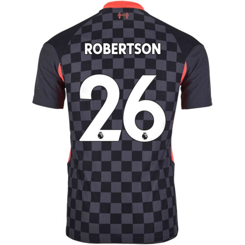 2020/21 Nike Andrew Robertson Liverpool 3rd Match Jersey