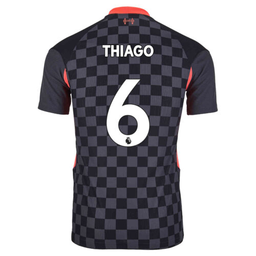 2020/21 Nike Thiago Liverpool 3rd Match Jersey