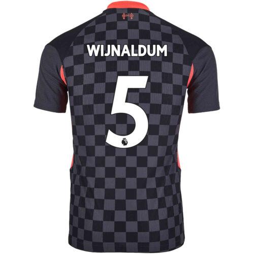 2020/21 Nike Georginio Wijnaldum Liverpool 3rd Match Jersey