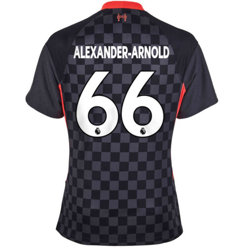 2020/21 Womens Nike Trent Alexander-Arnold Liverpool 3rd Jersey