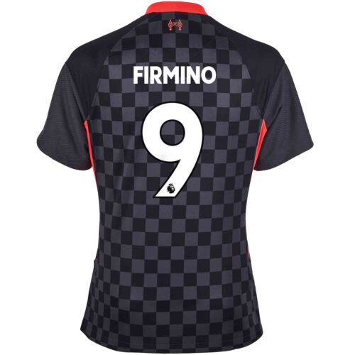 2020/21 Womens Nike Roberto Firmino Liverpool 3rd Jersey