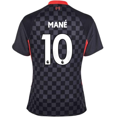 2020/21 Womens Nike Sadio Mane Liverpool 3rd Jersey