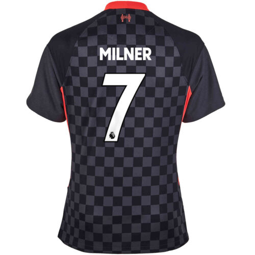 2020/21 Womens Nike James Milner Liverpool 3rd Jersey