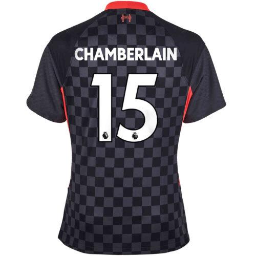 2020/21 Womens Nike Alex Oxlade-Chamberlain Liverpool 3rd Jersey