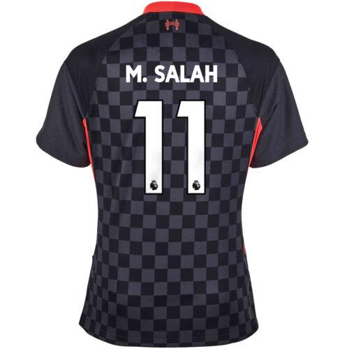 2020/21 Womens Nike Mohamed Salah Liverpool 3rd Jersey