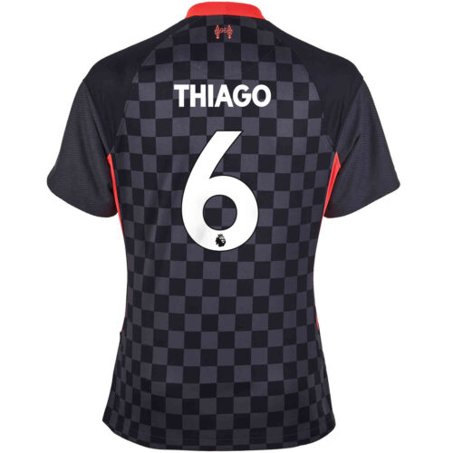 2020/21 Womens Nike Thiago Liverpool 3rd Jersey
