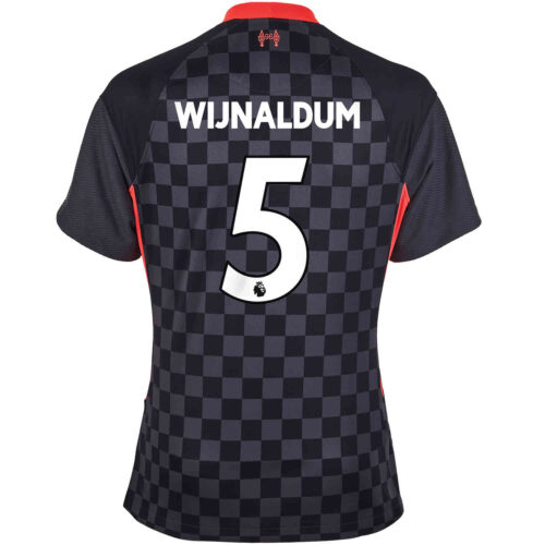 2020/21 Womens Nike Georginio Wijnaldum Liverpool 3rd Jersey